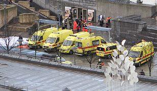 Krwawy zamach w belgijskim mieście