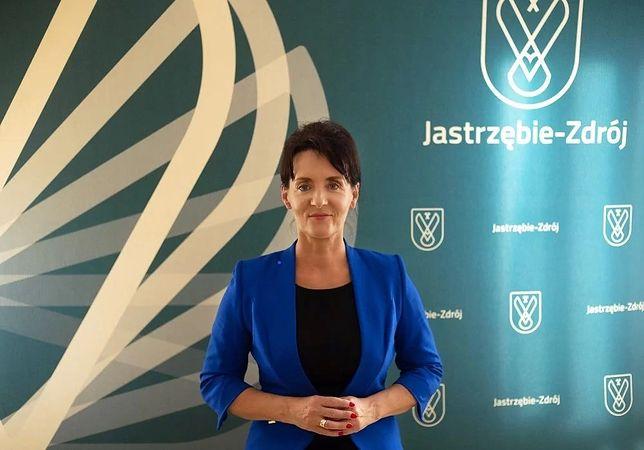 Śląskie. Prezydent Jastrzębia-Zdroju Anna Hetman zachęca do udziału w konkursie na ścieżkę promującą miasto.
