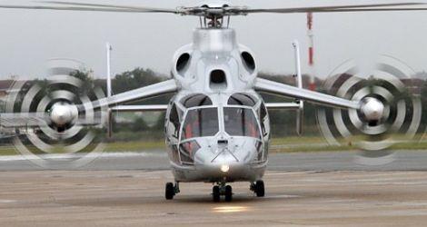 Helikopter szybszy niż samolot!