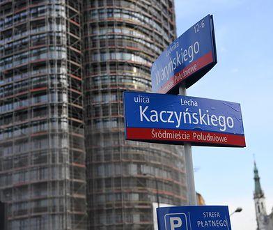 Na chwilę zmieniono nazwę ulicy Armii Ludowej