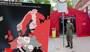 Wariant Delta rośnie w siłę w Polsce. Czwarta fala przed nami?