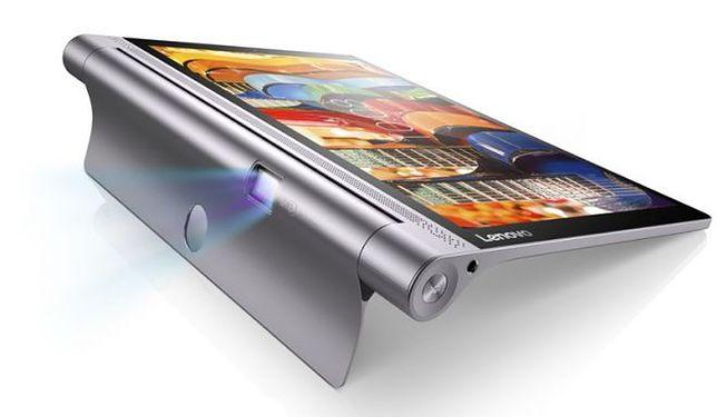 Rusza sprzedaż Lenovo Yoga Tab 3 Pro z projektorem