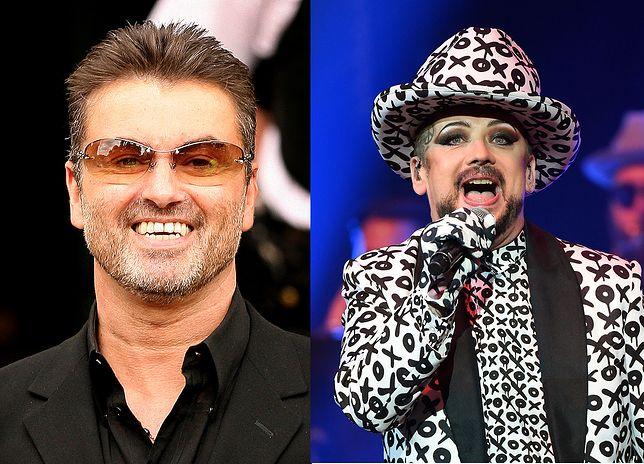 George Michael i Boy George
