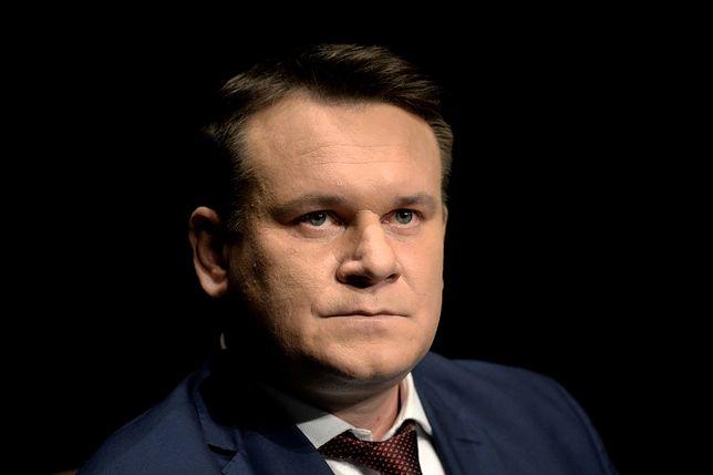 """Dominik Tarczyński komentuje wpis Donalda Tuska. """"Czekał na wytyczne Niemiec"""""""