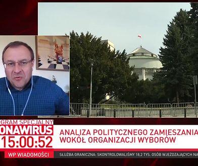 """Co Andrzej Duda myśli o wyborach prezydenckich? """"Milczy, nie może przeciwstawić się PiS"""""""