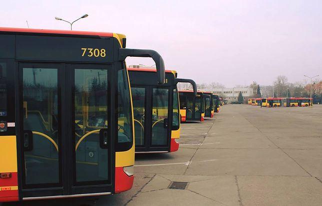 Wrocław bez komunikacji miejskiej na 8 liniach autobusowych.