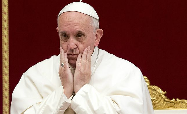 Papież Franciszek nie skomentował oskarżeń