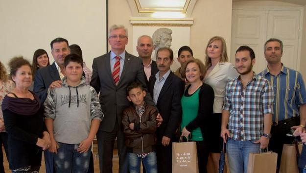 Uchodźcy z Syrii już w Poznaniu. Chcą tu zostać i pracować