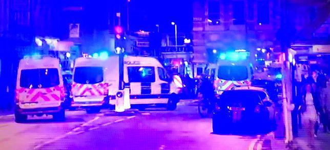 Londyn: kierujący vanem rozjechał grupę przechodniów na London Bridge