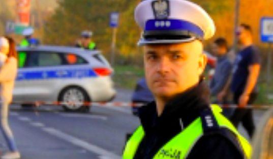 Otwock. Naczelnik wydziału ruchu drogowego nawet wracając ze służby potrafi zlokalizować nietrzeźwą osobę za kierownicą