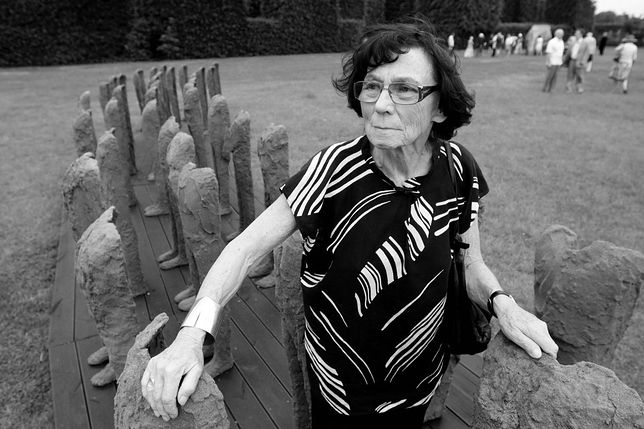 Nie żyje Magdalena Abakanowicz. Artystka miała 86 lat