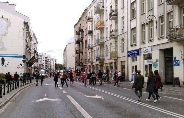 Święto Ulicy Ząbkowskiej połączyli z Nocą Pragi. Znamy szczegóły imprezy