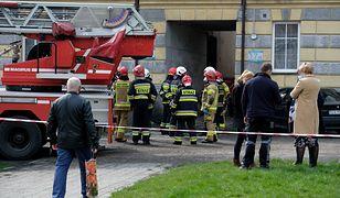 Śląsk. Pożar w Mysłowicach. Akcja służb