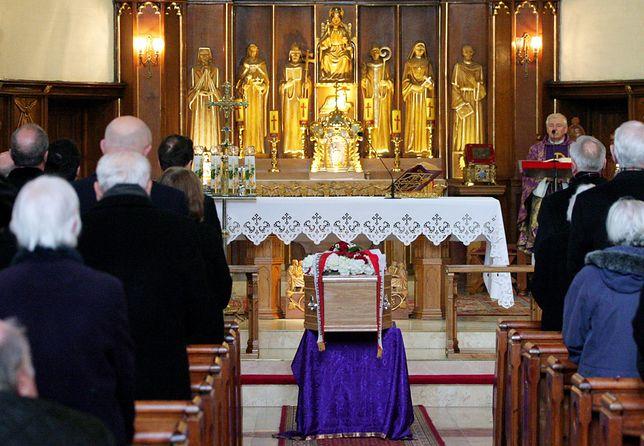 Parafia Chrystusa Króla w Londynie. Archiwalne zdjęcie z 2017 roku