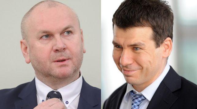 Paweł Wojtunik złożył zawiadomienie do prokuratury na Ernesta Bejdę