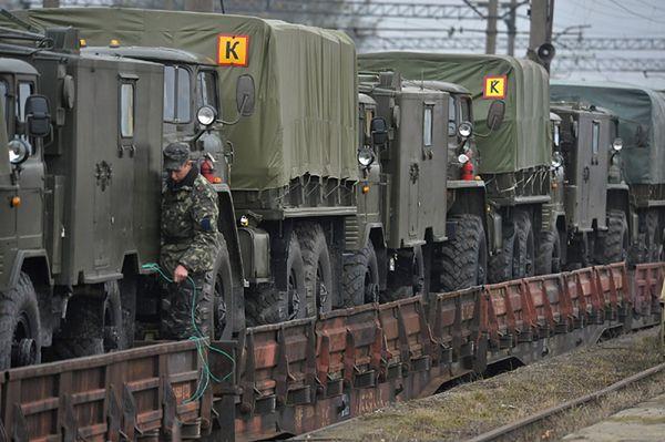 Rosja wzmacnia obecność wojskową na Krymie