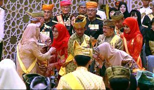 Taką imprezę organizuje się raz na 50 lat. Nikt nie świętuje tak jak sułtan Brunei