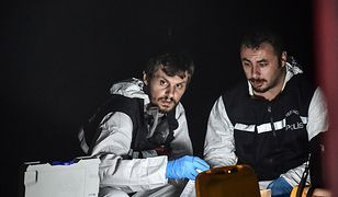 Tureccy policjanci prowadzący dochodzenie w konsulacie Arabii Saudyjskiej