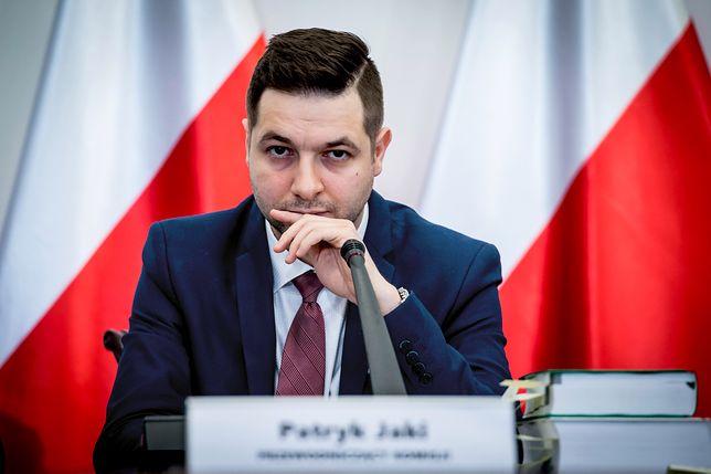 Patryk jaki jest najbliższym współpracownikiem ministra sprawiedliwości Zbigniewa Ziobry