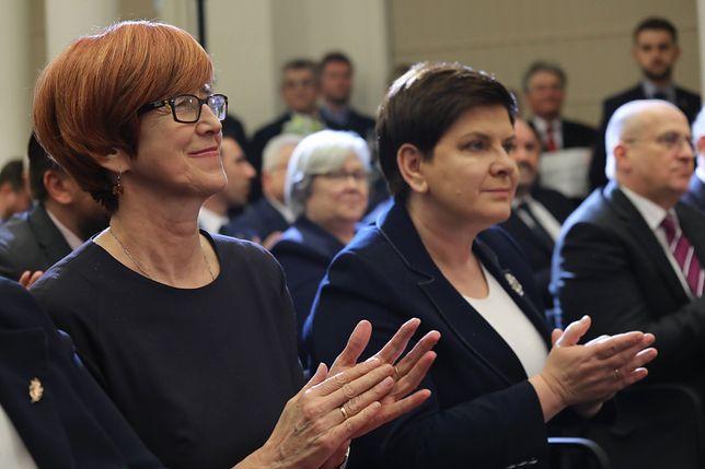 Sejmowa Komisja Polityki Społecznej i Rodziny odrzuciła wnioski PO o wotum nieufności dla Beaty Szydło i Elżbiety Rafalskiej