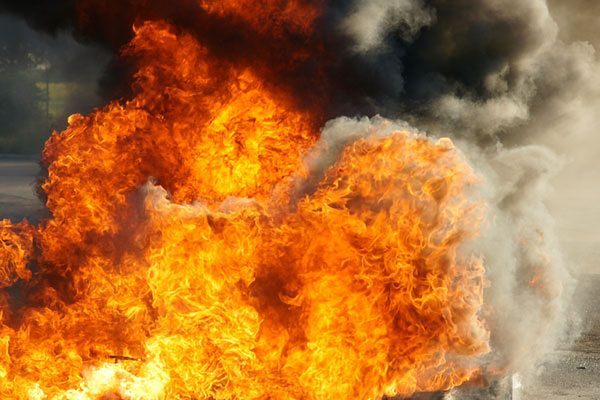 Dwie ofiary wybuchu w autobusie w Erywaniu
