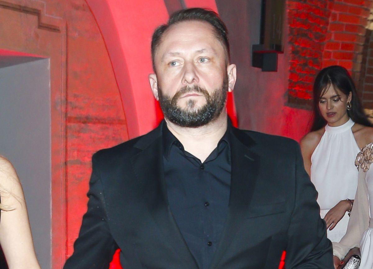 Kamil Durczok poinformował o nocnym zabiegu