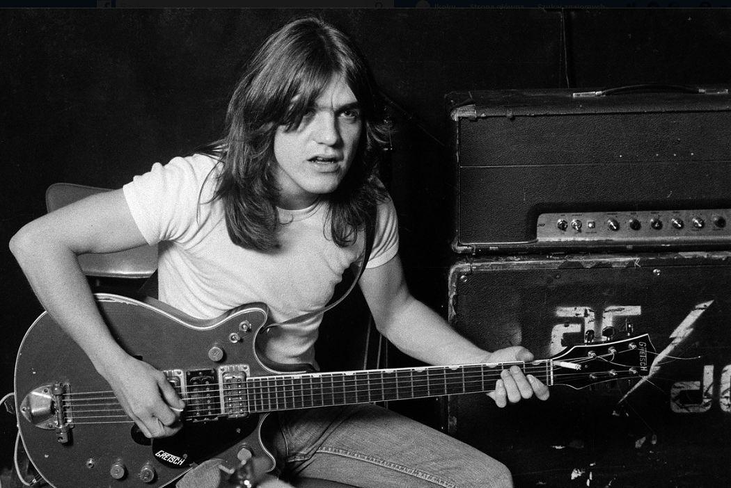 Zmarł Malcolm Young, założyciel i siła napędowa AC/DC