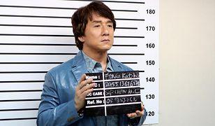 """Jackie Chan w filmie """"Niania w akcji"""""""