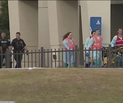 USA. Strzelanina w bazie marynarki wojennej na Florydzie. Są ranni i zabici