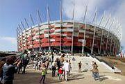 Spadkobiercy walczą o prawa do terenu, na którym stoi Stadion Narodowy