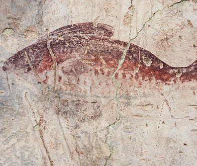 Symbol pierwszych chrześcijan, czyli ryba, to jeden z bardziej ulubionych zwierzęcych motywów na ściennych malowidłach domów Efezjan