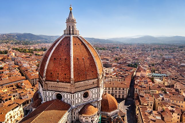 Florencja to jedno z najsłynniejszych miast we Włoszech