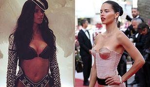 Adriana Lima: gdzie się podział jej biust?!