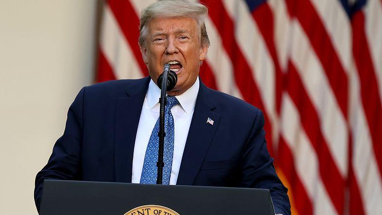 USA. Kolejny gigant blokuje Donalda Trumpa. Poszedł w ślady Twittera