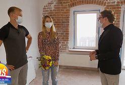 Marta Paszkin i Paweł Bodzianny zaprosili kamery do nowego domu. Opowiedzieli o zaręczynach
