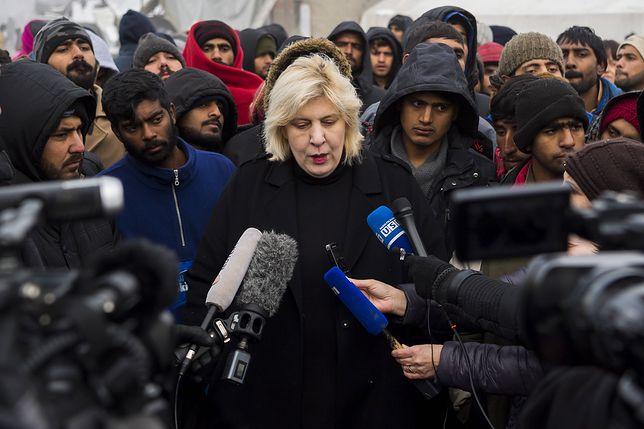 """Komisarz Praw Człowieka Rady Europy apeluje o uwolnienie Margot. """"To mrożący sygnał"""""""