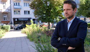Trzaskowski w wywiadzie: Nie radzę się Gronkiewicz-Waltz, bo mam swój pomysł na Warszawę