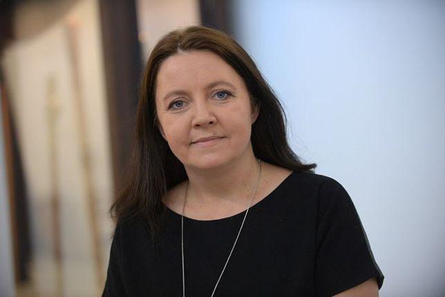 Posłanka PiS straciła prawo jazdy w stolicy