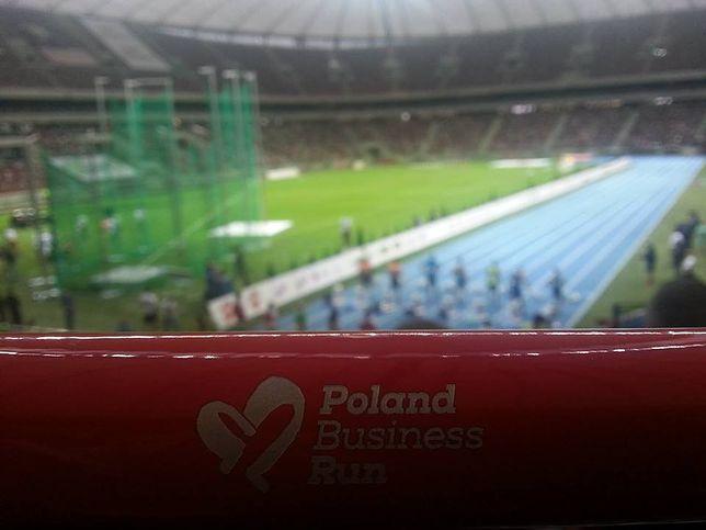 Pobiegnij i pomóż: Warszawa Business Run