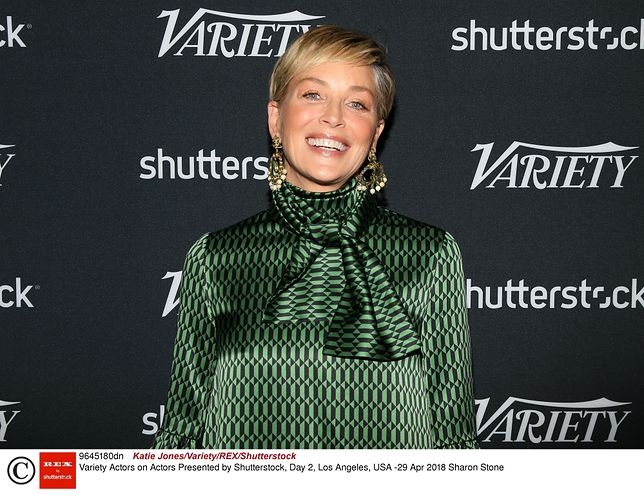 Sharon Stone tak teraz wygląda. Supergwiazda w niepozornej stylizacji