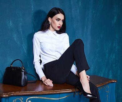 Czarne spodnie to jedna z podstaw garderoby