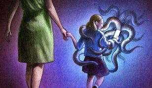 Nastolatki często uciekają przed rodzicami do internetu