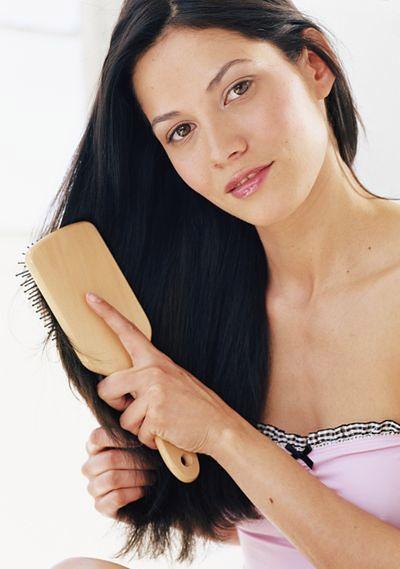 Codzienne szczotkowanie wzmacnia włosy