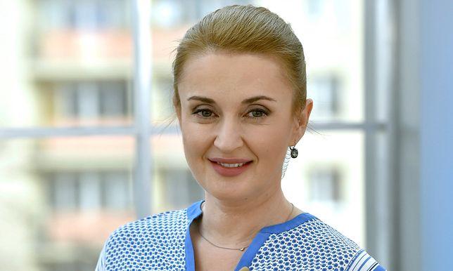 Iwona Radziszewska po odejściu z TVP założyła własną firmę.
