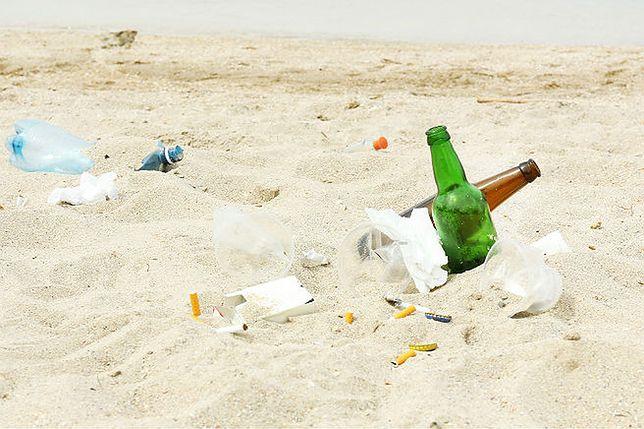 Koniec picia na sopockiej plaży