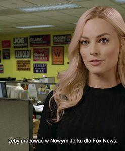 """Margot Robbie o roli w filmie """"Gorący temat"""""""