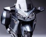 Kawasaki GTR 1400 dla inspektorów transportu drogowego