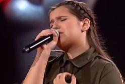 """""""The Voice Kids"""": występ na miarę finalistki. Młoda wokalistka dała prawdziwy popis"""