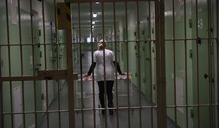 Koronawirus w Polsce. Chełm. Protest w więzieniu.