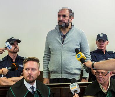 "Arkadiusz Ł ps. ""Hoss"" na sali rozpraw"